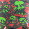 PS4 Folie / Sticker Skull Splatter 139