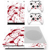 Xbox One S Folie-Sticker Blood 547